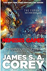 Nemesis Games (The Expanse Book 5) Kindle Edition