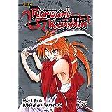 Rurouni Kenshin (3-In-1 Edition), Vol. 1, Volume 1: Includes Vols. 1, 2 & 3