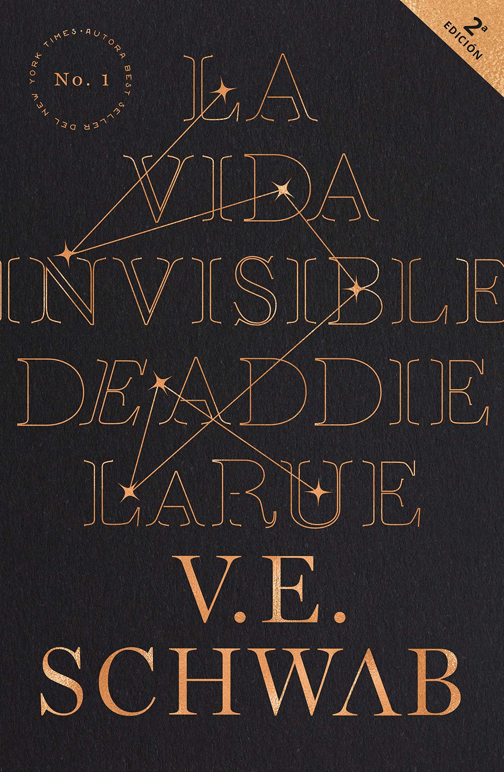 La Vida Invisible De Addie Larue (Umbriel narrativa): Amazon ...