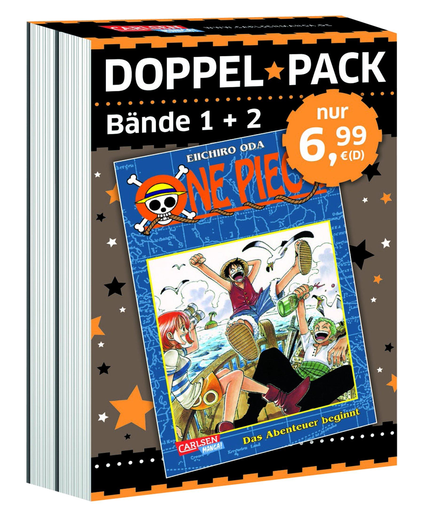 One Piece Doppelpack 1-2: Amazon.es: Libros
