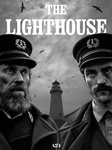 The Lighthouse 2019 Full English Movie Download 300MB 480p HDRip