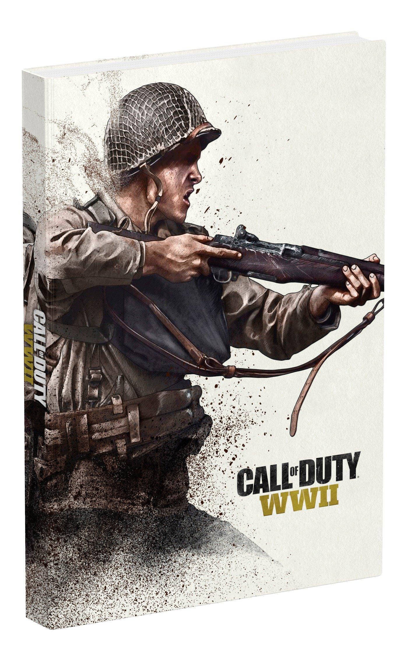 Call of Duty: WWII (Collectors Edition): Amazon.es: Prima Games ...