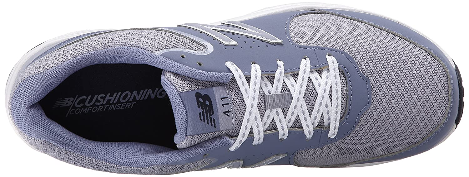 New Shoe Balance Women's WW411v2 Walking Shoe New B00V3QS0XE 11 D US|Grey cb23dd