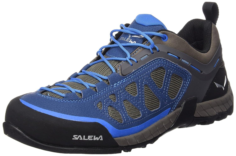 Noir (noir Out   Mayan bleu 0947) 41 EU Salewa MS Firetail 3, Chaussures de randonnée Homme