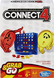Hasbro Gaming Jogo Gaming Connect 4 Grab & Go
