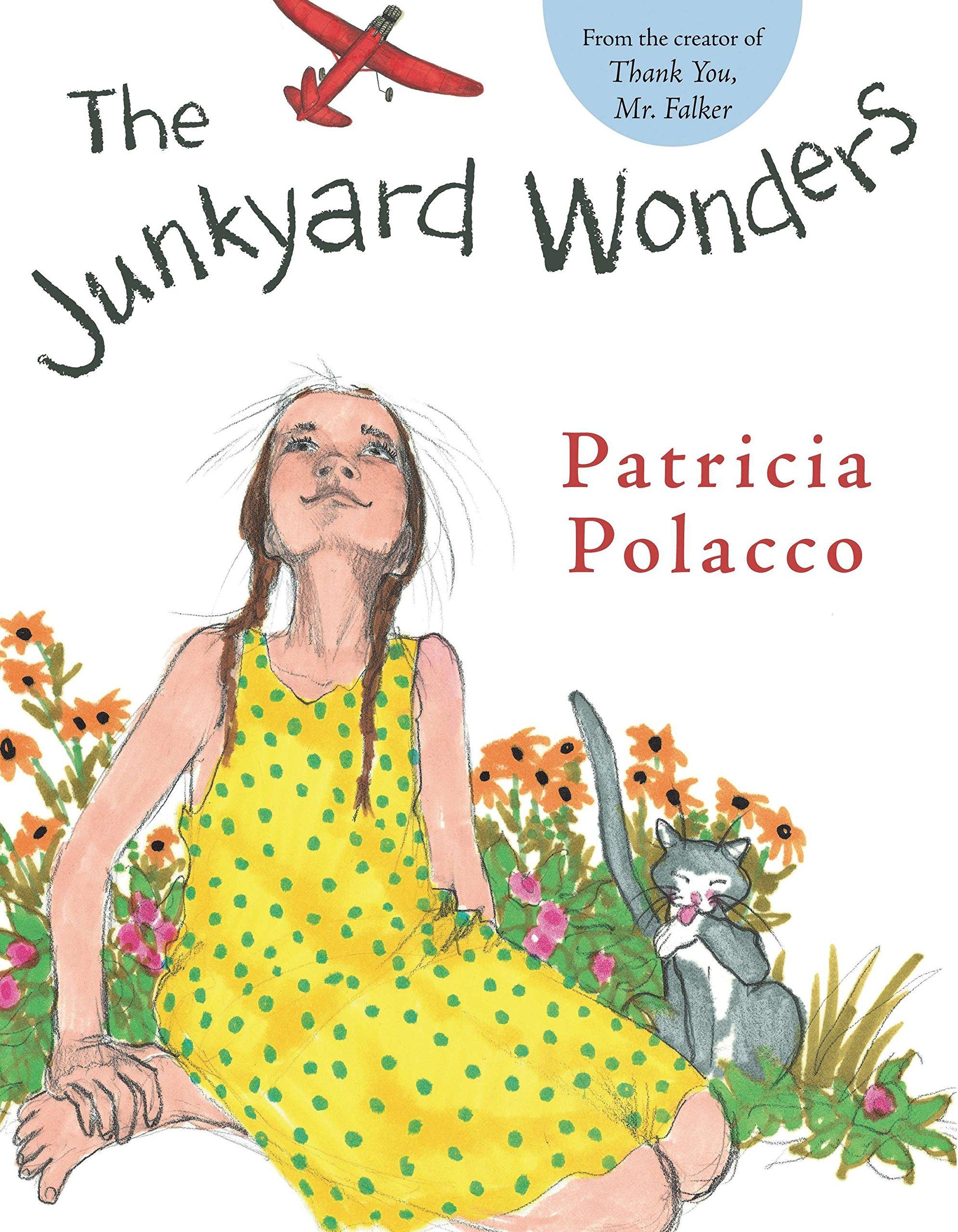 Junkyard Wonders: Polacco, Patricia, Polacco, Patricia: 9780399250781: Amazon.com: Books