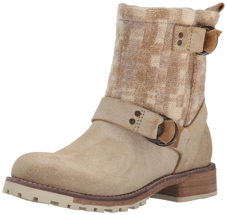 Woolrich Women's Baltimore Harness Boot B00SA69R00 10 B(M) US Teak/Camo Wool