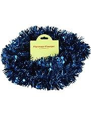 Christmas Concepts®® 2 Metre Chunky/Fine Christmas Tinsel - Christmas Decoration Tinsel