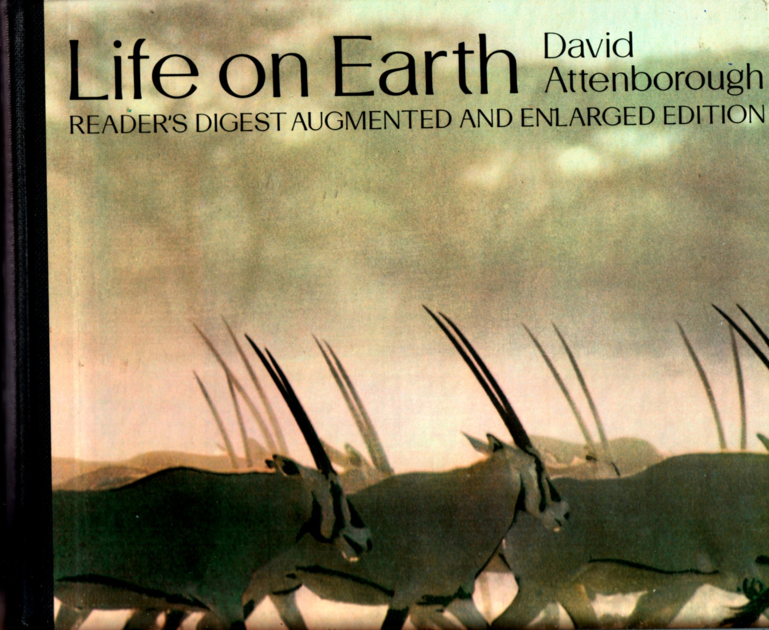Life On Earth Book