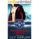 Russian Heat: Hockey Sports Romance (Standalone Read)