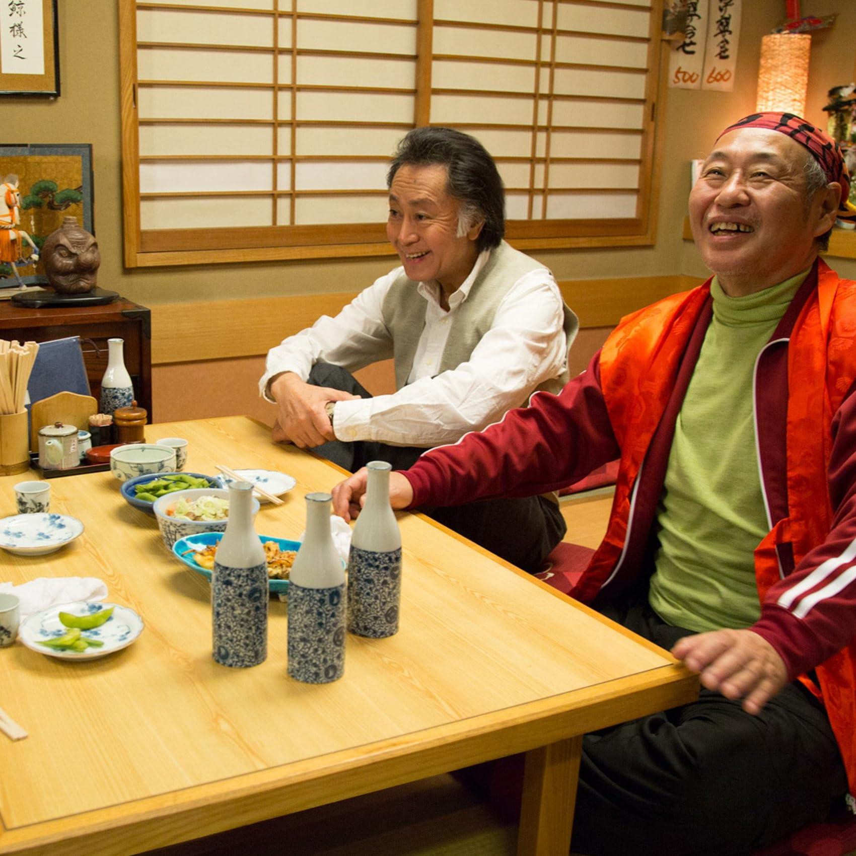 北大路欣也 Ipad壁紙 三匹のおっさん 清田 清一 通称キヨ 剣道の