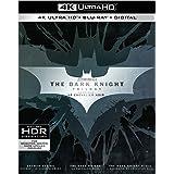 Dark Knight Trilogy Collection (UHD/BD/BIL) (4K Ultra HD) [Blu-ray]