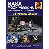 NASA Moon Missions Operations Manual: 1969 - 1972 (Apollo 12, 14, 15, 16 and 17) - An insight into the engineering, technolog