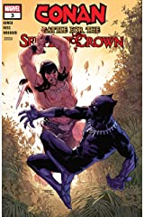 Conan: Battle For The Serpent Crown (2020) #3 (of 5) Kindle Edition