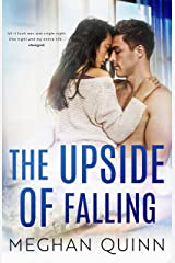 The Upside of Falling (The Blue Line Duet Book 1) Kindle Edition