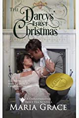 The Darcys' First Christmas:  Pride and Prejudice sequel (Darcy Family Christmas Book 2) Kindle Edition