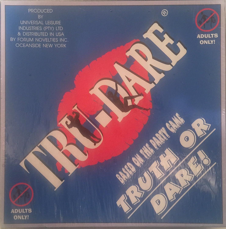 Entrega gratuita y rápida disponible. Tru-dare Truth or or or Dare Party Juegofor Adults by Universal Leisure  ventas calientes