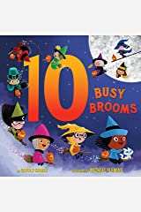 10 Busy Brooms Kindle Edition