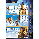 Ice Age 1-3 (Bilingual)