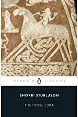 The Prose Edda: Norse Mythology (Penguin Classics) Kindle Edition