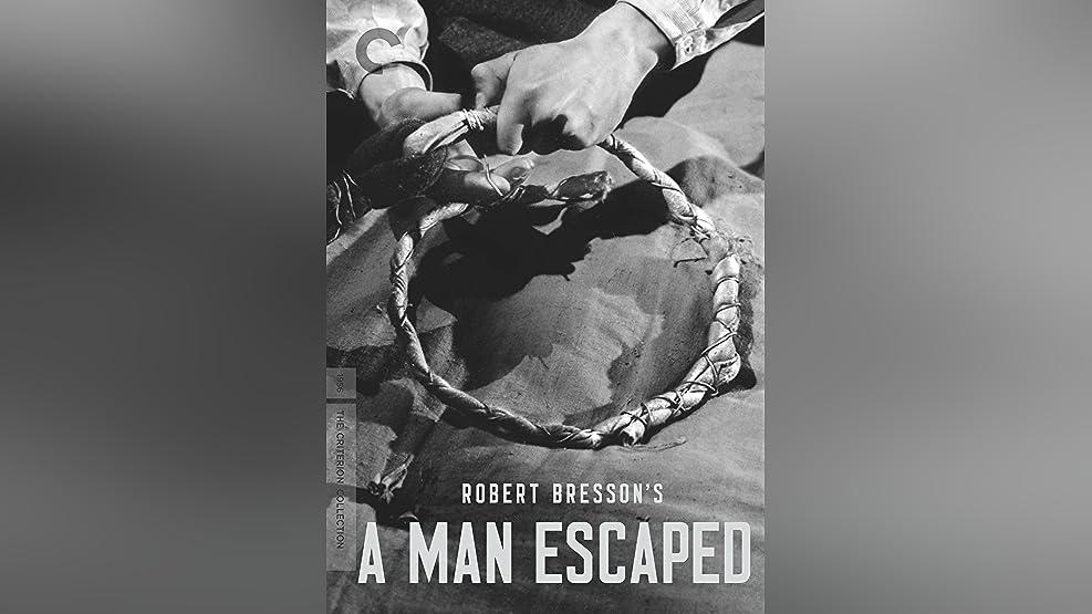 A Man Escaped (English Subtitled)