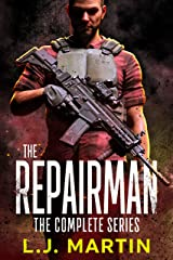 The Repairman: The Complete Series (The Repairman Series) Kindle Edition