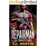 The Repairman: The Complete Series (The Repairman Series)