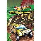 Dino Attack (Hot Wheels) (Scholastic Reader Level 1)
