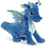 """Aurora - Sparkle Tales - 12"""" Indigo Dragon"""
