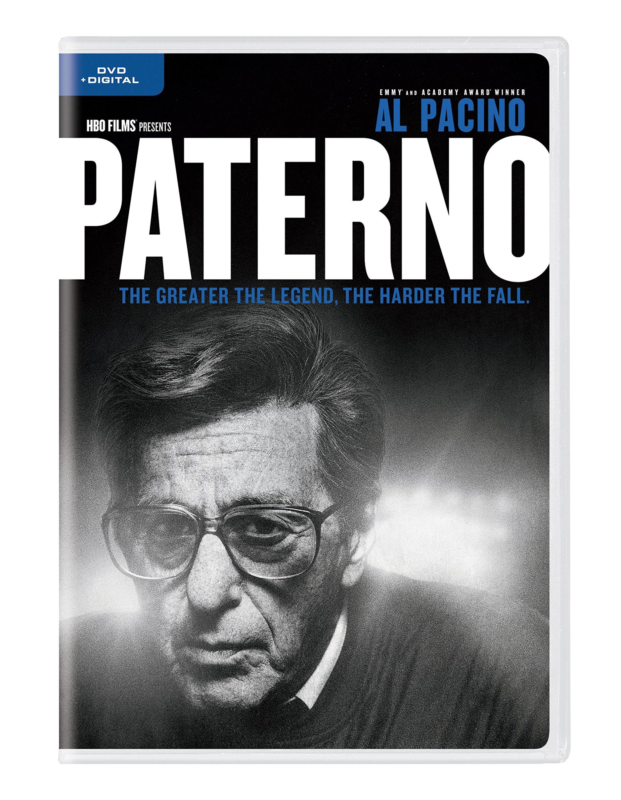 DVD : Paterno (Ultraviolet Digital Copy, Amaray Case, Digital Copy)