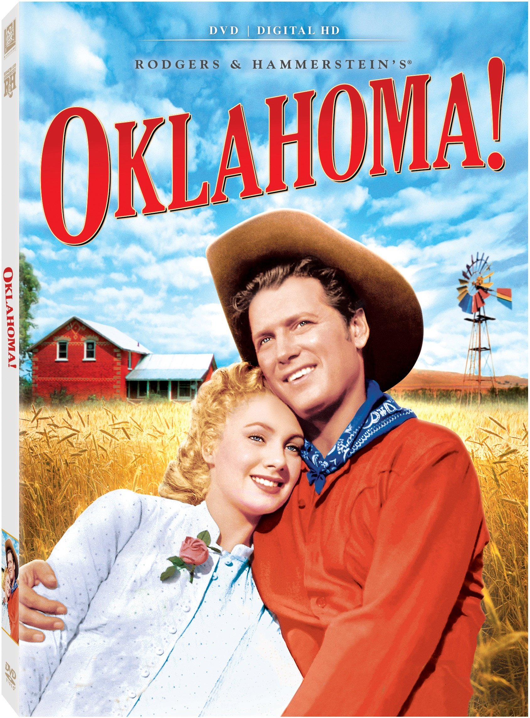DVD : Oklahoma! (Widescreen, Dolby, 2 Pack, 2 Disc)