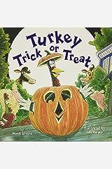 Turkey Trick or Treat: 3 (Turkey Trouble) Hardcover
