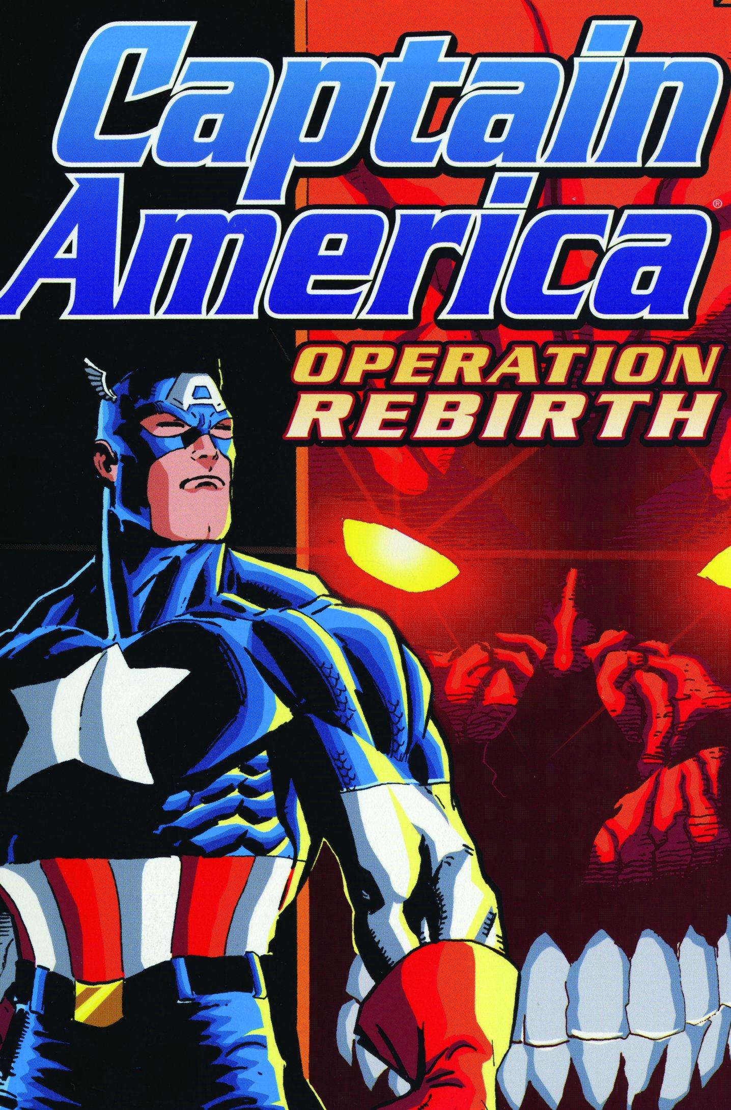 Captain America: Operation Rebirth TPB (New Printing): Amazon ...