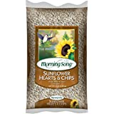 Morning Song 11979 Sunflower Hearts and Chips Wild Bird Food, 5.5-Pound