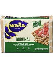 Wasa Cracker Original, Fette di Pane di Segale Croccante - 275 gr