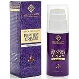 Neck Firming Cream, Anti Aging Moisturizer for Neck & Décolleté (3.38 oz / 100ml Large Bottle) | Advanced Stem Cell + Collage