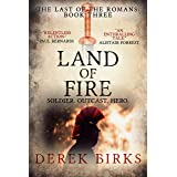 Land of Fire (The Last of the Romans Book 3)