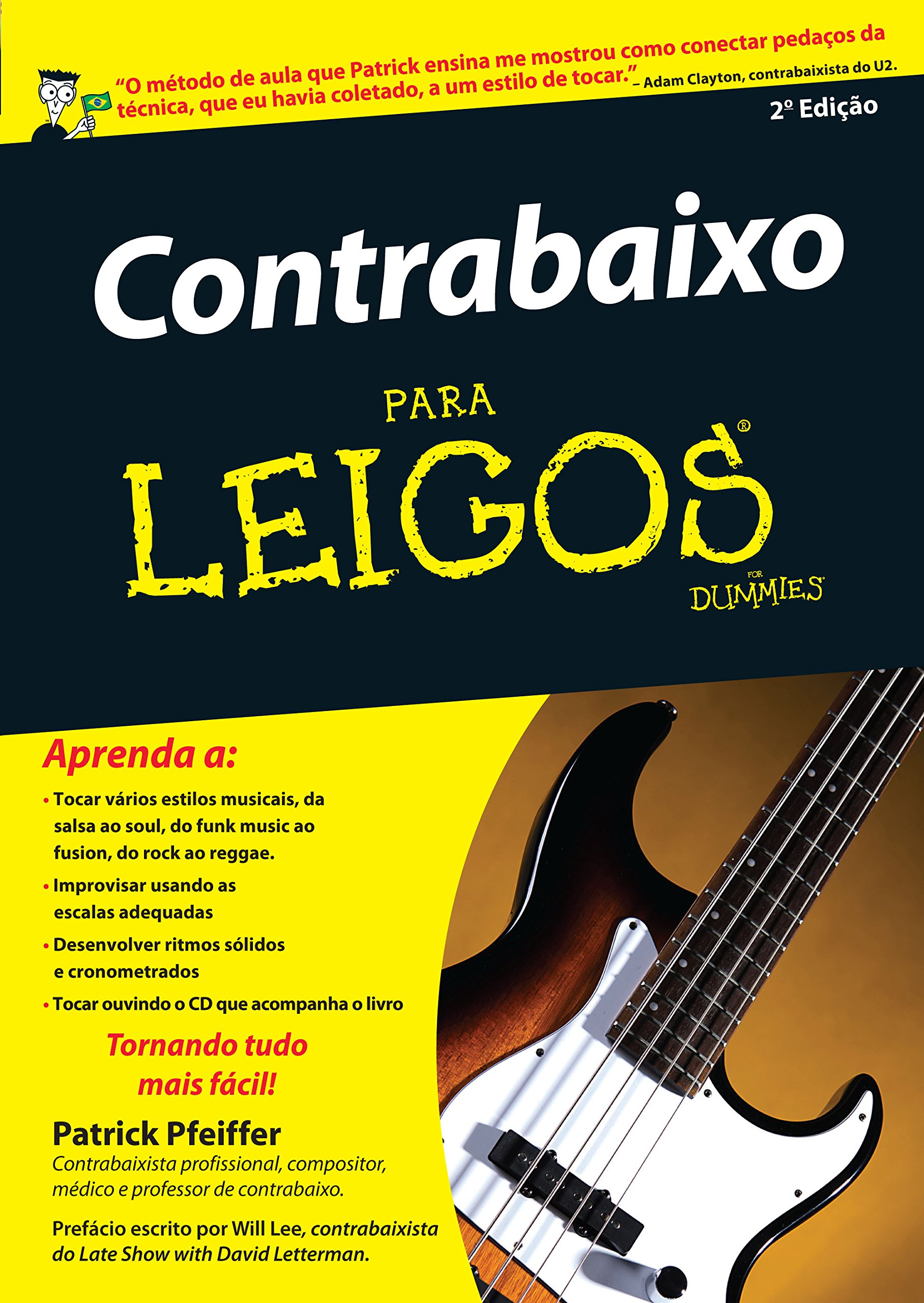 Contrabaixo Para Leigos (Em Portuguese do Brasil): Amazon.es ...