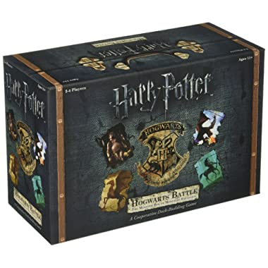 USAopoly Harry Potter: Hogwarts Battle - The Monster Box of Monsters Expansion Card Game