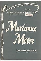 Marianne Moore Paperback