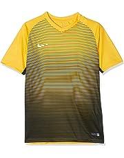 Nike SS YTH Segment IV JSY Camiseta de Manga Corta, Niños