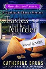 Tastes Like Murder (Cookies & Chance Mysteries Book 1) Kindle Edition