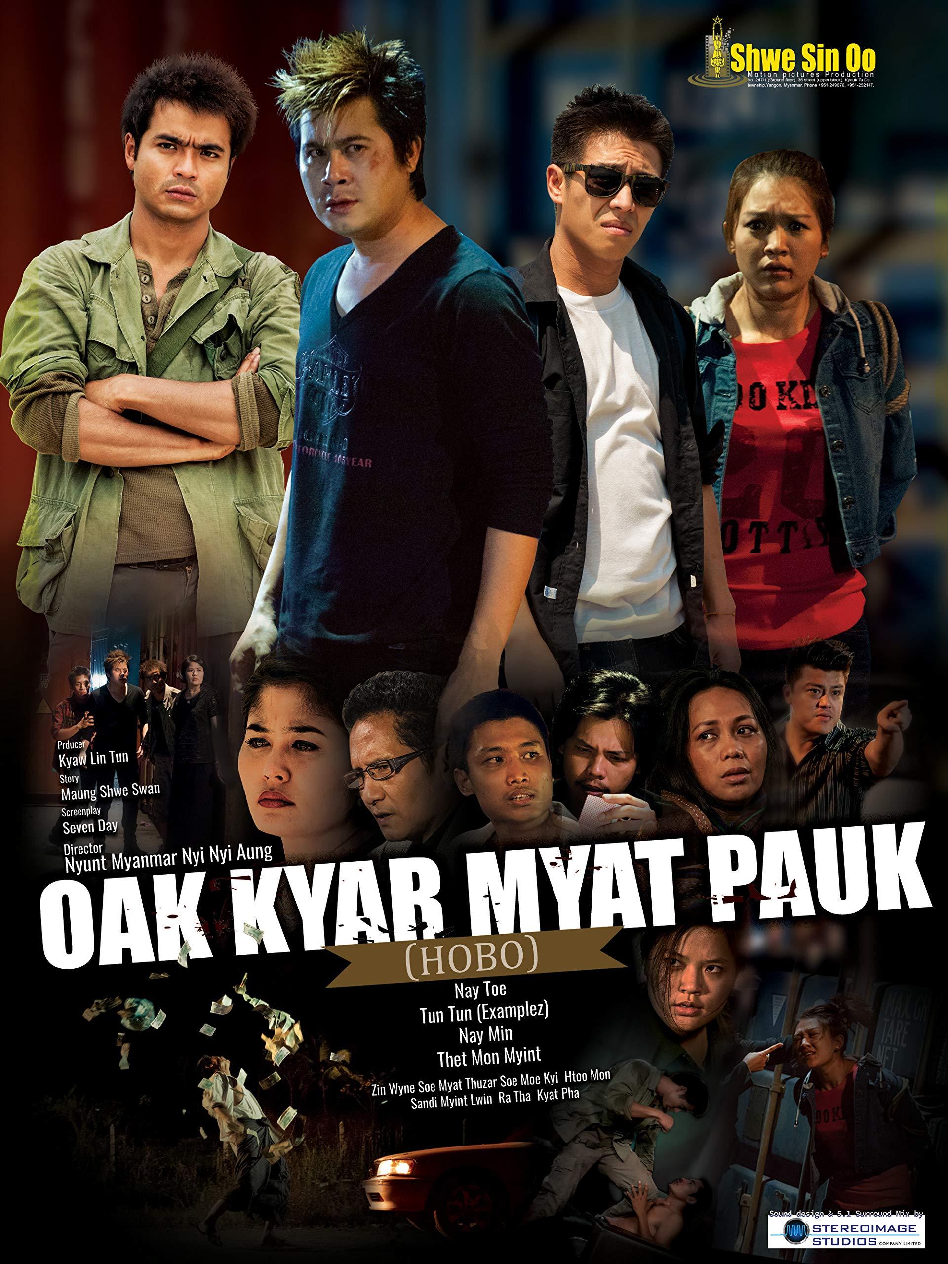Oak Kyar Myat Pauk