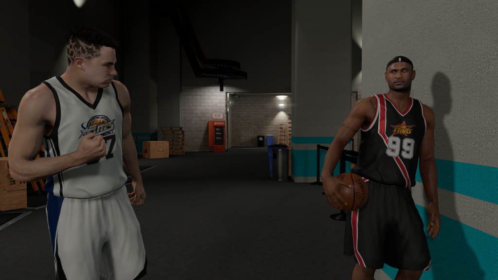 Amazon.com: NBA 2K14 - Xbox One: Take 2 Interactive: Video