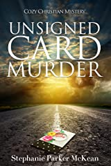 Unsigned Card Murder Kindle Edition