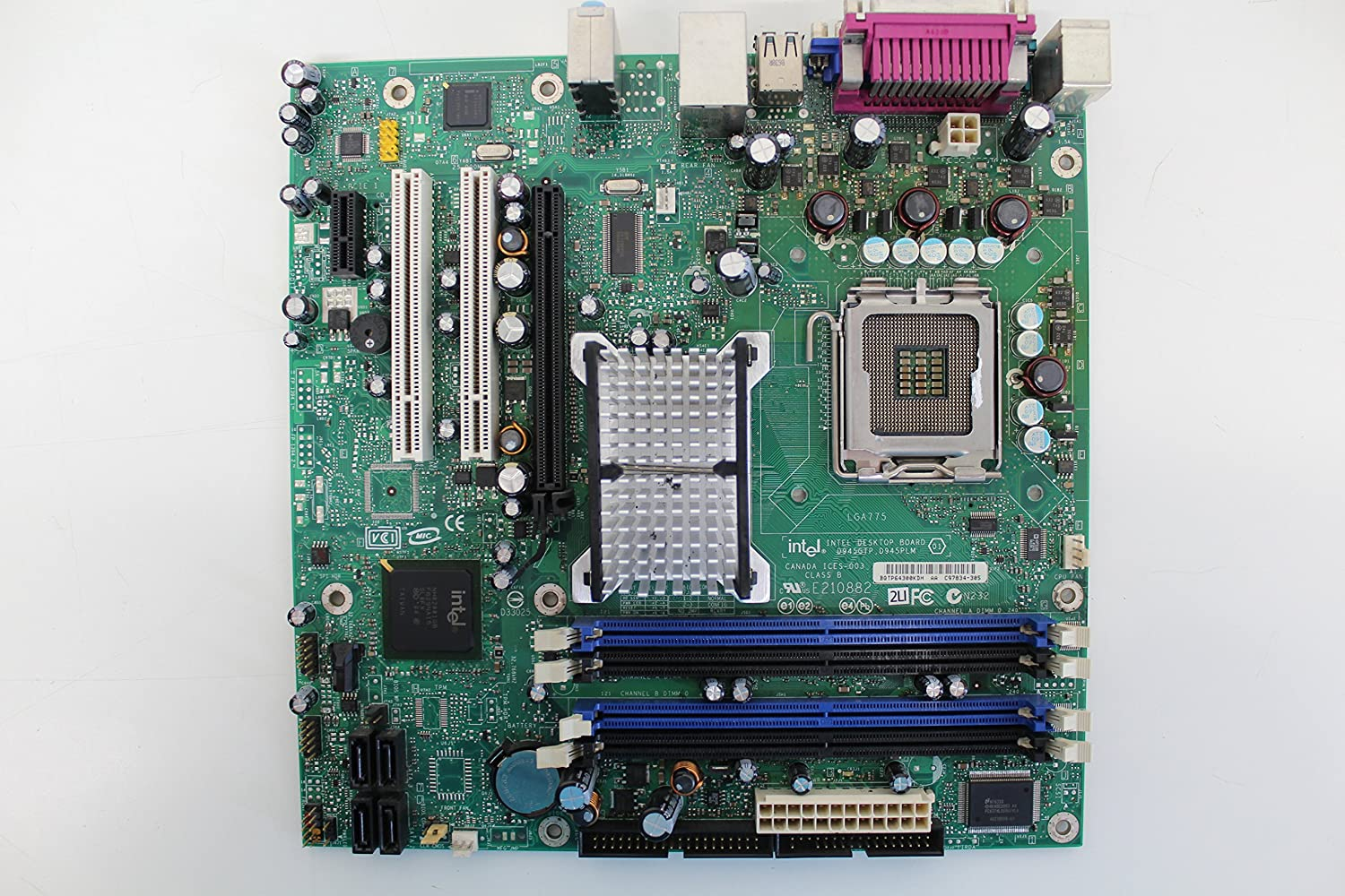 INTEL DESKTOP BOARD D945PLM VIDEO DRIVERS PC