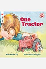One Tractor (I Like to Read) Kindle Edition
