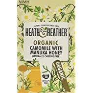 Organic Camomile & Manuka Honey (20 Teabags) (1.4 ounce)