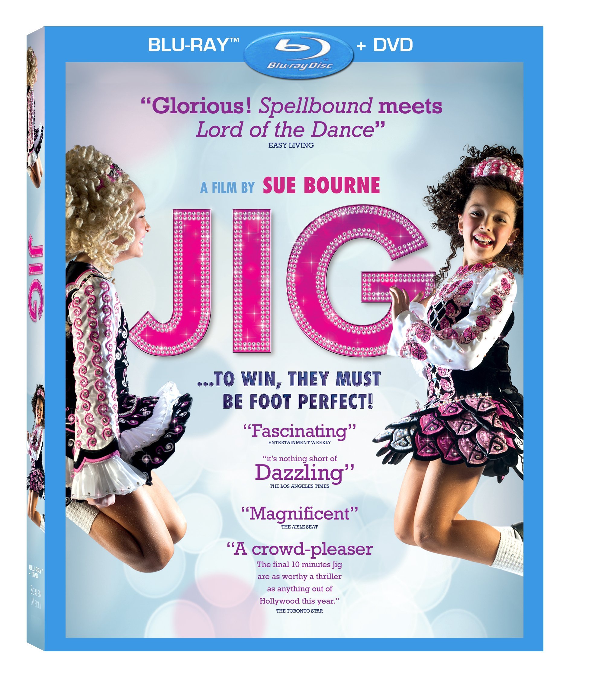 Blu-ray : Jig (With DVD, Subtitled, Dolby, AC-3, O-Card Packaging)