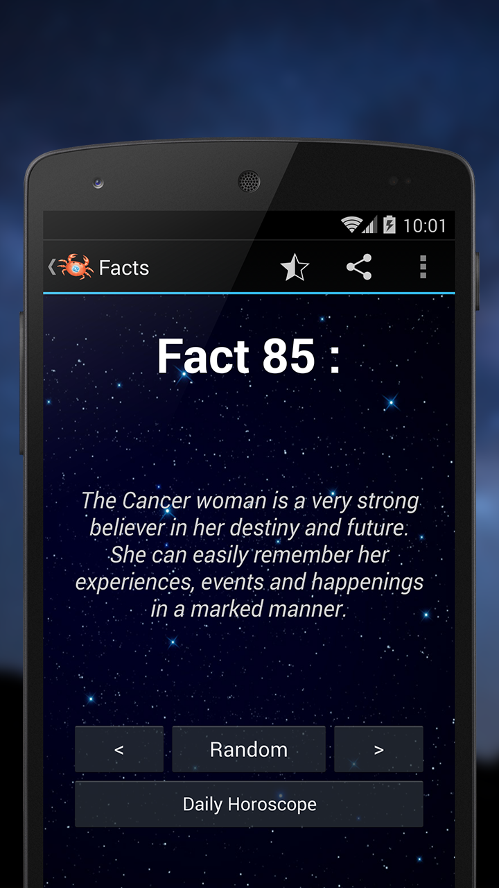 mobile daily horoscope cancer